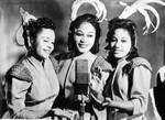 Women's singing trio