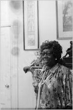 Ethel Matthews at Emmaus House