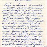 Anna Paikens - letter to Edward Paikens, 1956/11/25