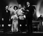 Aldemaro Romero, Nancy Wilson, and Jack Braunstein