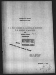 Annual Narrative Report of Halifax County, NC