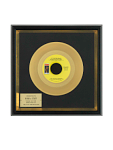 """Gold Record, """"If You're Ready (Come Go With Me)"""""""