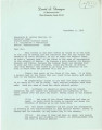 Letter from David S. Finnegan, candidate for Boston School Committee, to Judge W. Arthur Garrity, 1975 September 8