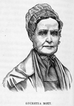 Faithful workers in the cause; Lucretia Mott