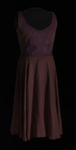 Costume dress for Lady in Purple from for colored girls... on Broadway