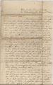 William C. Nelson to Maria C. Nelson (22 February 1863)