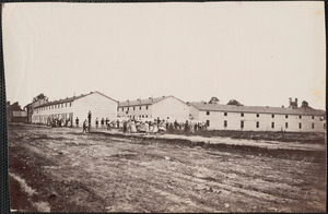 Barracks at Alexandria Virginia