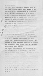 [Notes on oral history interview with Norman Brooks Culver, February 25, 1976] Doc Culver interview Baytown Oral Histories