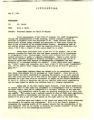 Nita L. Nardo correspondence with Mr. Taylor, 1966 May 17