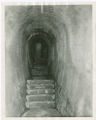 Underground Railway tunnel photograph