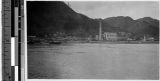 A town on the Inland Sea, Japan, ca. 1920-1940