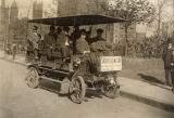 Thumbnail for Public Square sightseeing car 1910 CP00099