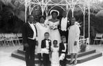 Bealer, Lowe Wedding, Los Angeles, 1984