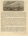 William T. Cope, John B. Grey, Henry Boice, And Isaac White Escaping In A Skiff 1856