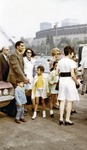 37. 1968, Ship Naming Ceremony of the Merle M. McCurdy