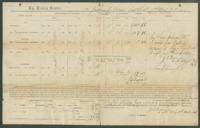 Voucher to Capt. Judson S. Farrar, 5th Michigan Infantry