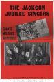 The Jackson Jubilee Singers: chants, melodies, spirituals