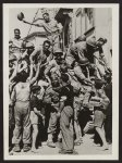 NAACP photographs of African, Brazilian, and West Indian soldiers serving with international forces during World War II