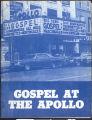 Gospel at the Apollo, [s.d.]
