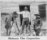 Micheaux Film Corporation; Producers and Distributors of high class Negro feature photoplays
