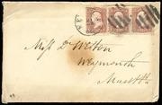 Partial letter to Deborah Weston] [manuscript