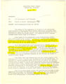 Staff desegregation plans for 1967-1968 memorandum, 1967 May 8