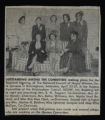 """""""Outstanding among the committees..."""", ca. 1952"""