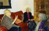 Katherine Dunham, Loretta Dumas, and Barbara Ann Teer