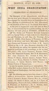 Letter from John Bishop Estlin, Bristol, [England], 1853 December