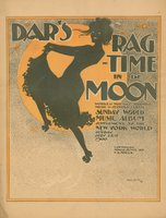 Dar's rag time in de moon