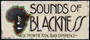 Bus sign advertising Sounds of Blackness