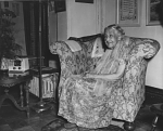 [Dr. Anna J. Cooper, last picture in her home]. [Photoprint.]