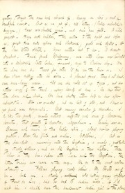 Thomas Butler Gunn Diaries: Volume 6, page 59, August 13, 1853