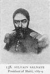 Sylvain Salnave; President of Haiti, 1867-9