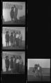 Set of negatives by Clinton Wright including Belauh Stepps-Tabbs, 1967