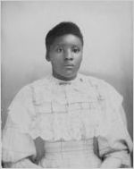 African-American female, circa 1900-1920