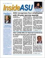 InsideASU [Vol. 3 No. 27, April 9, 2010]