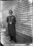 First African American policeman in St. Paul (James H. Burrell?)