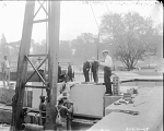 Construction of U.S. National Museum Building, 1905