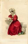Morning dress, Winter 1829