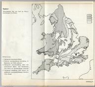 Abbildung 7a. England: Ubersicht des Untergrundes Unternehmen Seelöwe (Operation Sea Lion - the Original Nazi German Plan for the Invasion of Great Britain) Fig. 7a. England: Soil Permeability