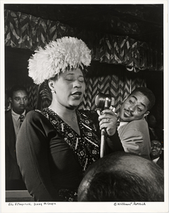 Ella Fitzgerald (with Ray Brown, Dizzy Gillespie, and Milt Jackson)