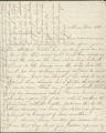Roxana Chapin Gerdine to Emily McKinstry Chapin (1859 March 6)