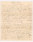 Report on Gov. Lincoln's Message Regarding the Alabama Resolution, 1827