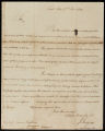 James Seagrove letter to James Jackson, 1799