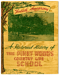 A Pictorial History of The Piney Woods Country Life School, Fortieth Anniversary, 1910-11--1950-51. [book]