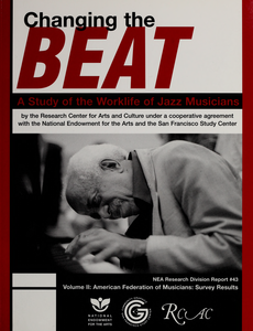 Thumbnail for Changing the beat: a study of the worklife of jazz musicians