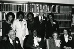 Honoress and Other Guests at African American Living Legends Program