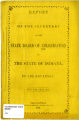Report of the secretary of the State Board of Colonization, 1853
