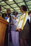 Yvonne Brathwaite Burke and Nancy Wilson